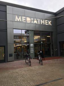 Eingangsportal Mediathek